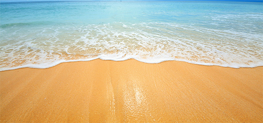 Tropical Sands guided meditation - For managing stress